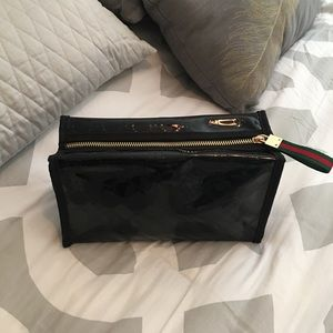Gucci Guilty Parfums Black Make up Bag/ toiletry